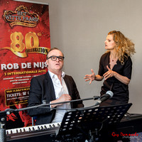 Persconferentie Revueshow 80th Celebration
